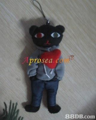 Apro sea. co   Black cat,Cat,Mascot,Toy,Felidae