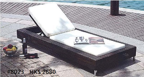 #8023 HKS 2680,Furniture,Sunlounger,Chaise longue,Outdoor furniture,Table