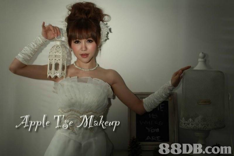 hair,gown,woman,wedding dress,bridal clothing