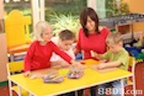 88DR  Play,Child,Kindergarten,School,Learning