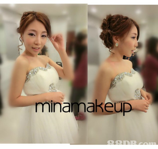 ~Mina(Yumiffy) Makeup~姊妹/奶奶/宴會/pre-wedding化妝