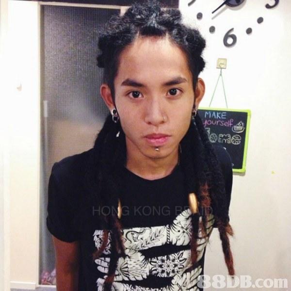 MAKE HONG KONG 8 DB.com  Hair,Face,Forehead,Hairstyle,Eyebrow
