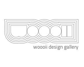 woooii design gallery  Text,White,Font,Logo,Line