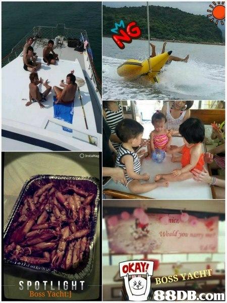 OInstaMag OKAY SPOTLIGHT Boss Yacht: BOSS YAC,vacation,recreation,advertising,fun,