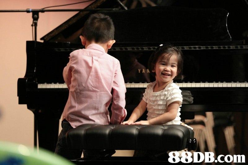Pianist,Child,Recital,Piano,Musician