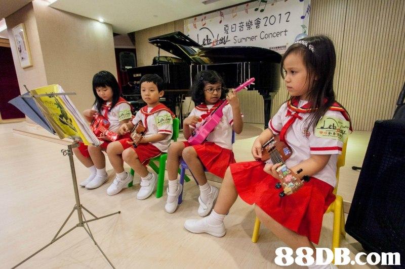·夏日音樂會201 2 Sunmer Concert   Child,Event,