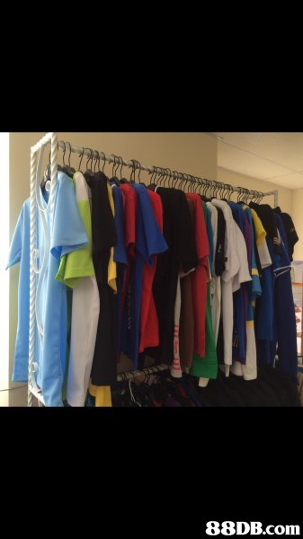 Clothes hanger,Clothing,Boutique,Outerwear,Closet
