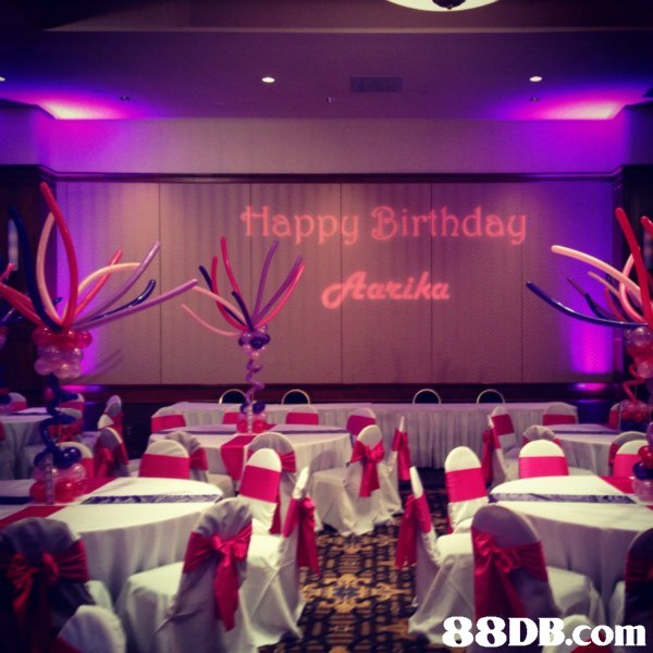 tlappy Birthday fAarika   Decoration,Function hall,Lighting,Sky,Event