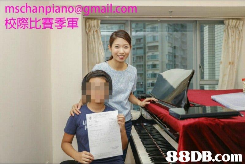 mschanpiano@gmail.com 校際比賽季軍 LI   product,technology,keyboard,