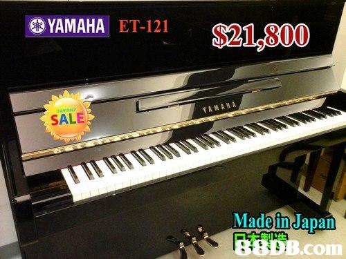 YAMAHA ET-121 S21,800 YA MAHA SALE Madein Japain B8DB.com  musical instrument