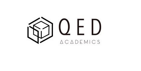 QED,text,logo,font,product,line