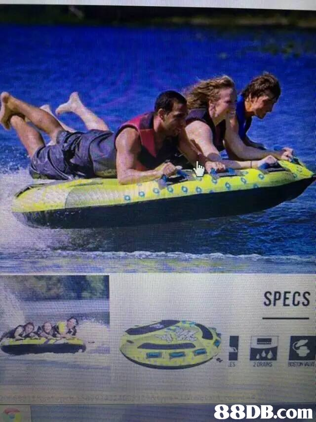 SPECS,water transportation,fun,water,leisure,inflatable