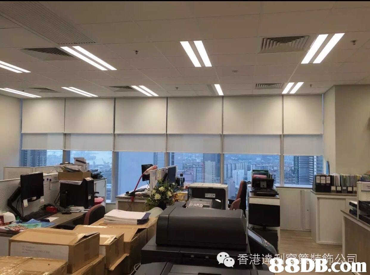 office,ceiling,interior design,