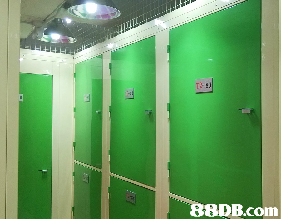 T2-83   green,ceiling,product,public toilet,