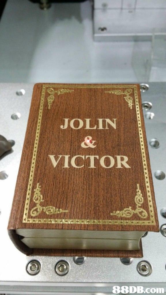 JOLIN VICTOR   Electronics,Audio equipment,Font,Technology,Wood