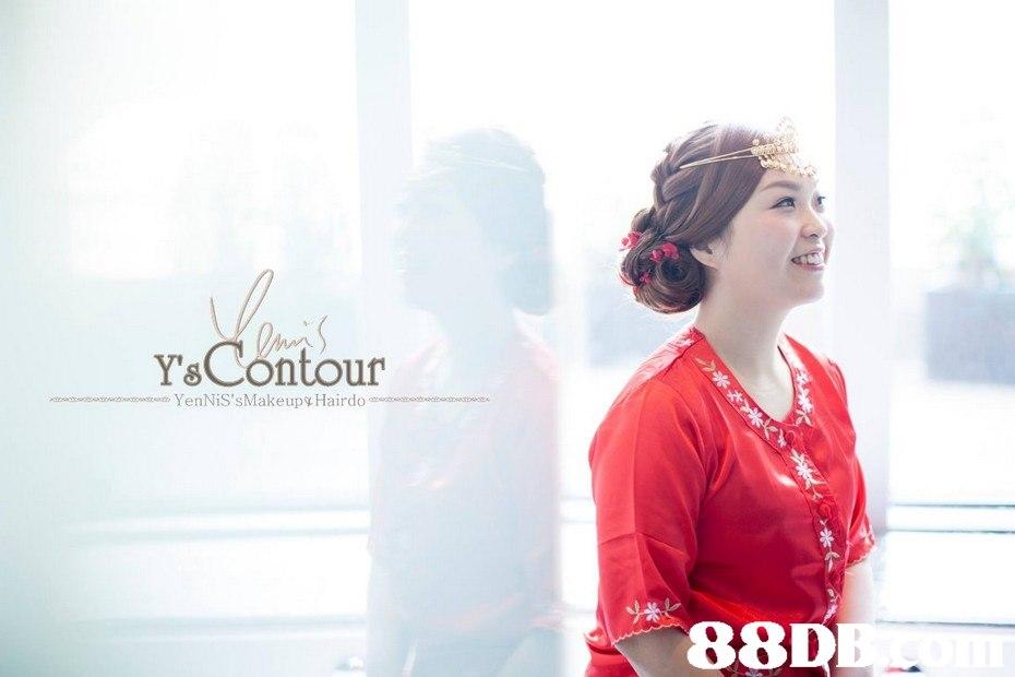 Y&Contour biscetcnNiS'sMakeup Hairdo -rettet om eceeeemsetesotos 88D  photograph