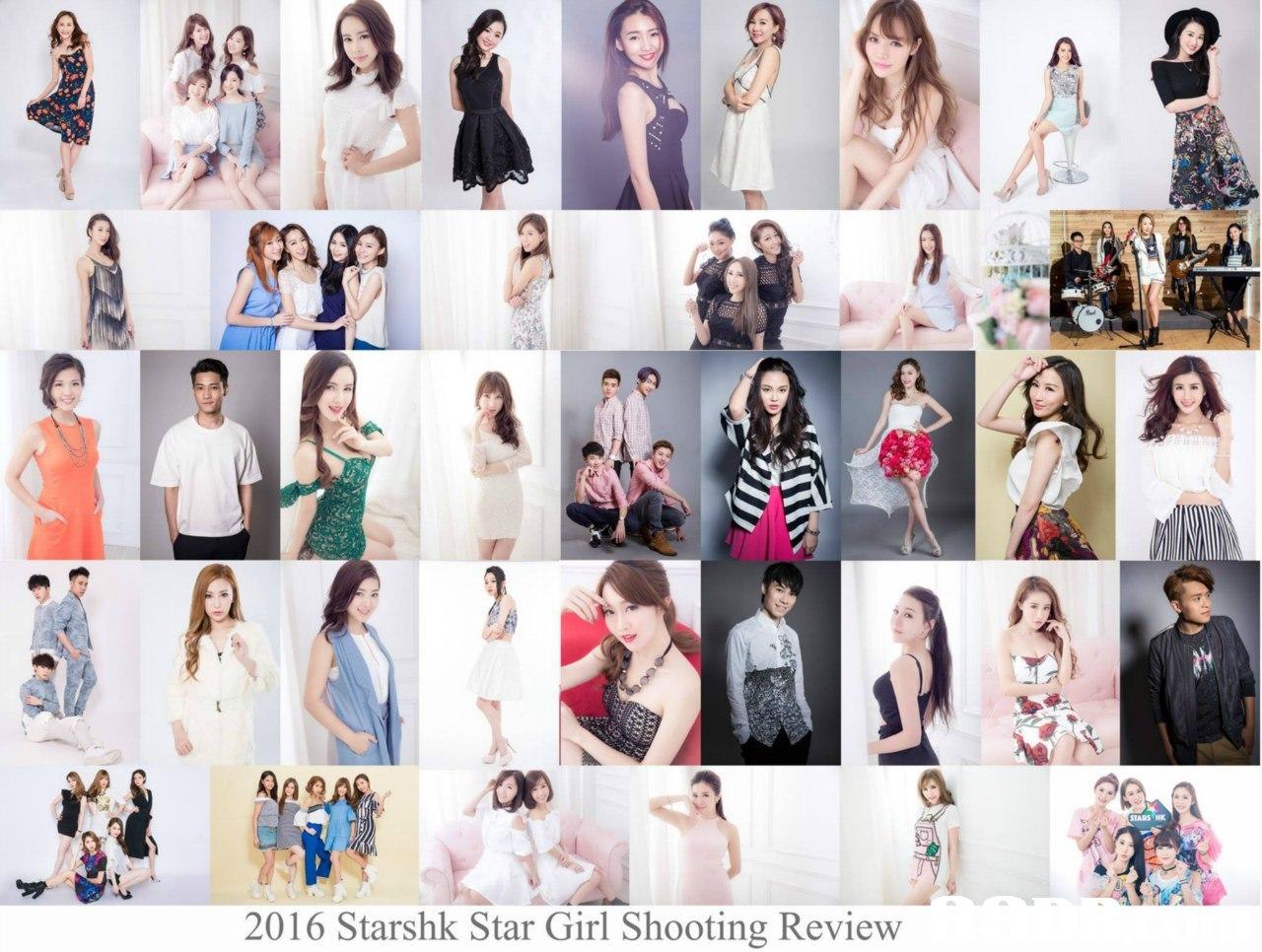 SA 2016 Starshk Star Girl Shooting Review  collage