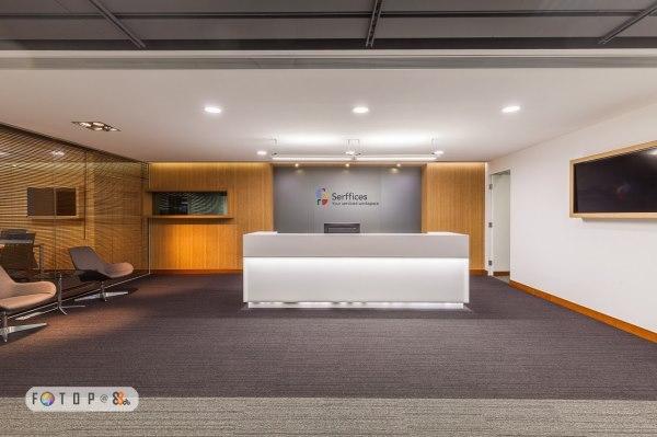 Serffices商務中心,租OFFICE只需$3,740起,全新辦公室設備連茶水間,獨立電話專線及上網服務,3分鐘直達鐵路站