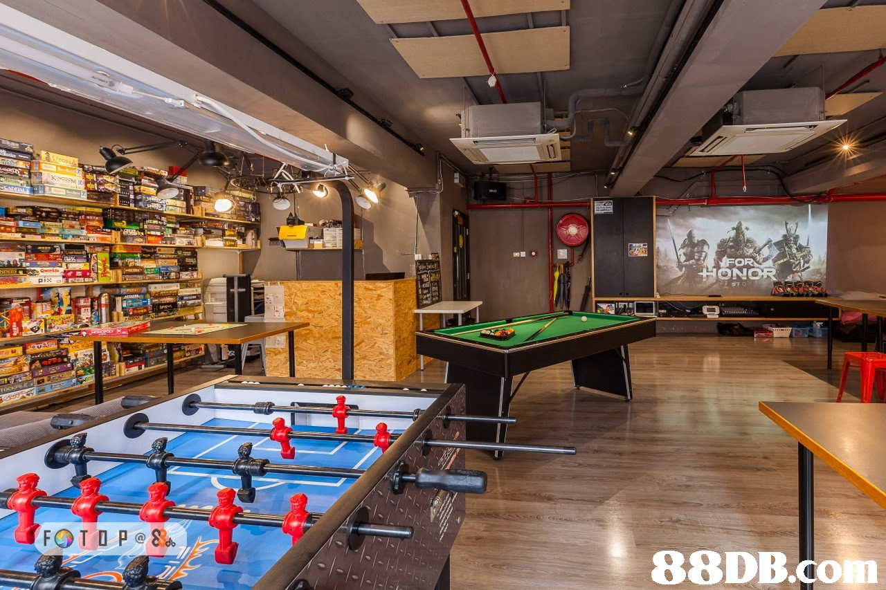 OFE 88DB.com  recreation room