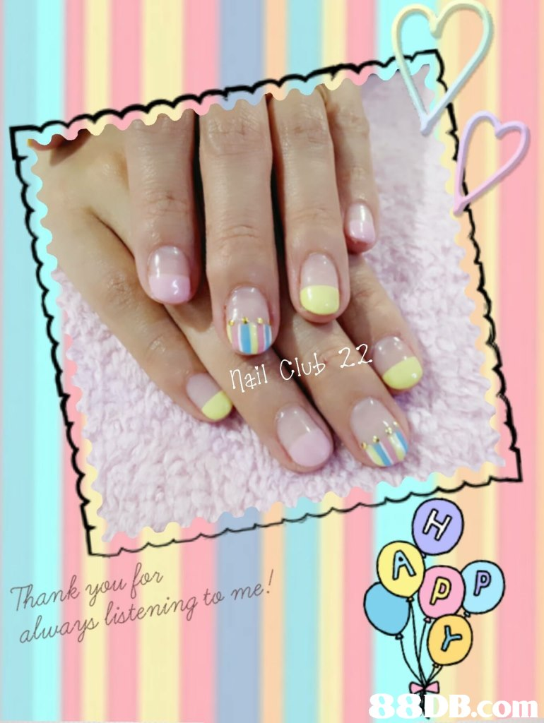 il Club abuay latening ta me,finger,nail,hand,nail care,manicure