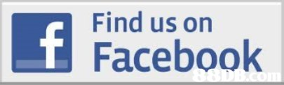 Find us on Facebook,blue,text,font,product,banner