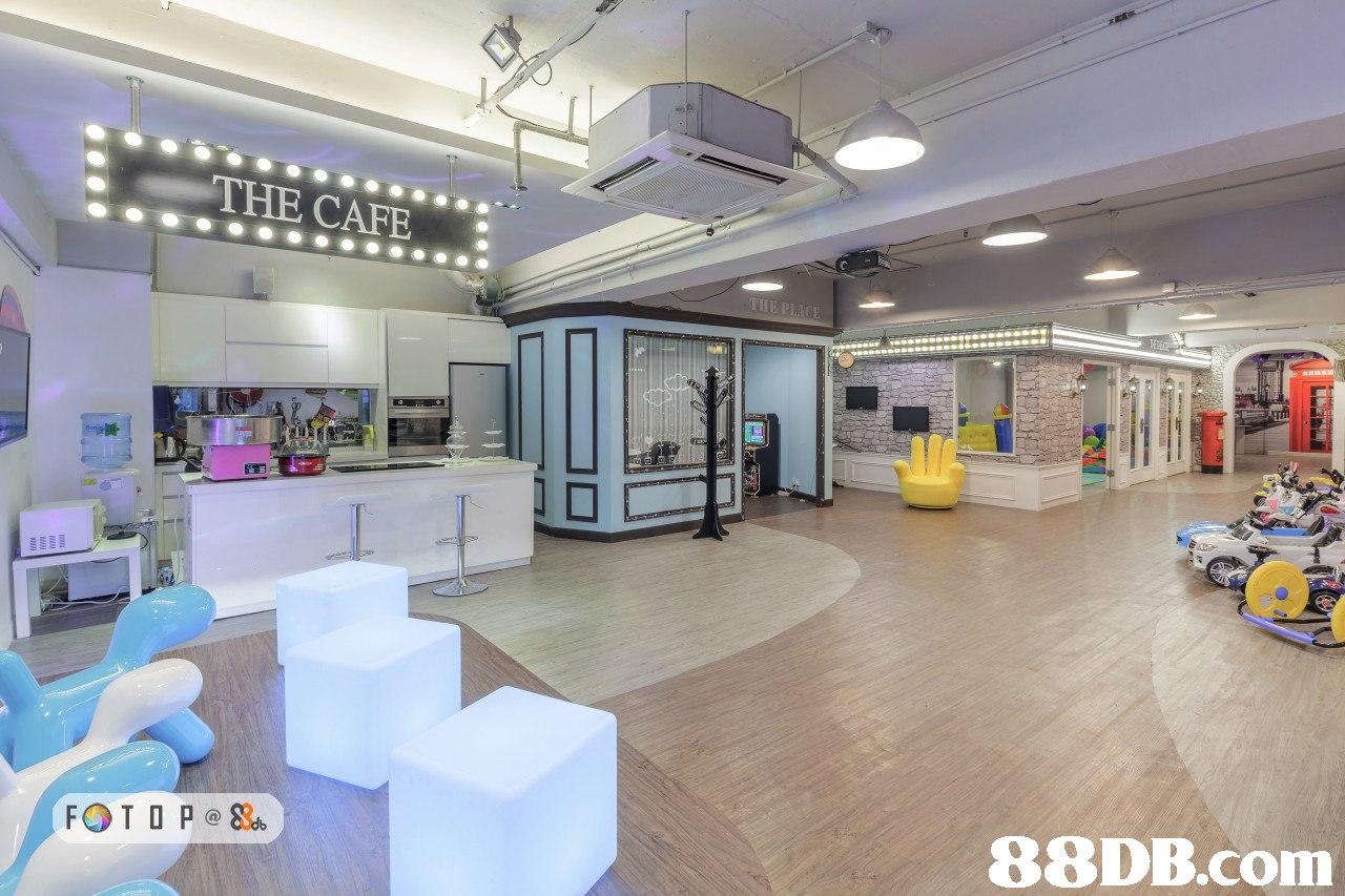 THE CAFE 88DB.com  lobby