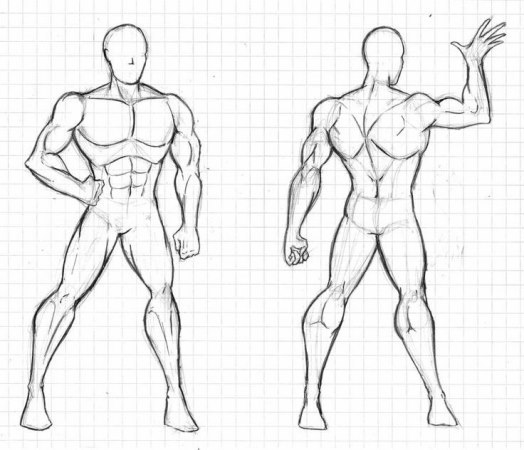 figure drawing ebooks how to draw people - 524×450