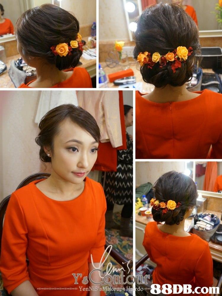 B.com YenNiS'sMakeupHdo,hair,hairstyle,fashion accessory,hair coloring,long hair