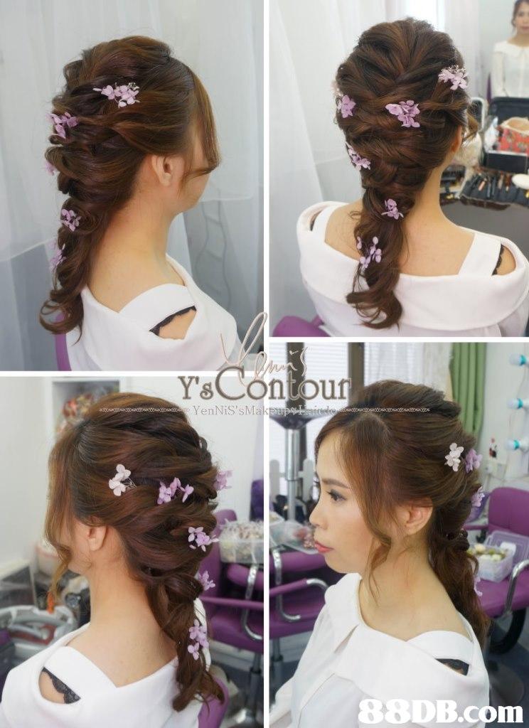 YenNiS'sM,hair,hairstyle,bun,long hair,chignon