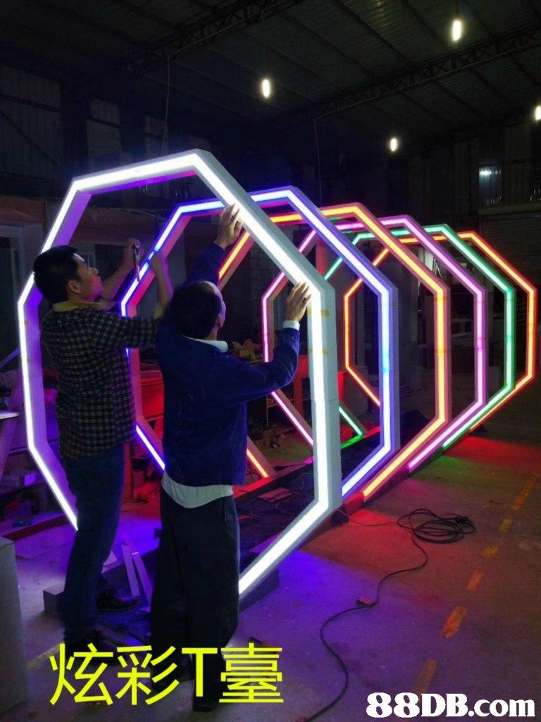 炫彩ㄒ臺 シ1窐,light,neon,technology,