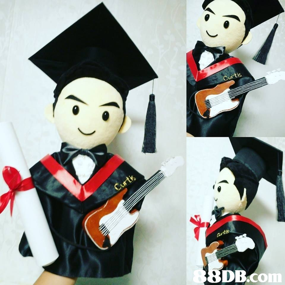 is at DB.com,Academic dress,Cartoon,Graduation,Headgear,Mortarboard