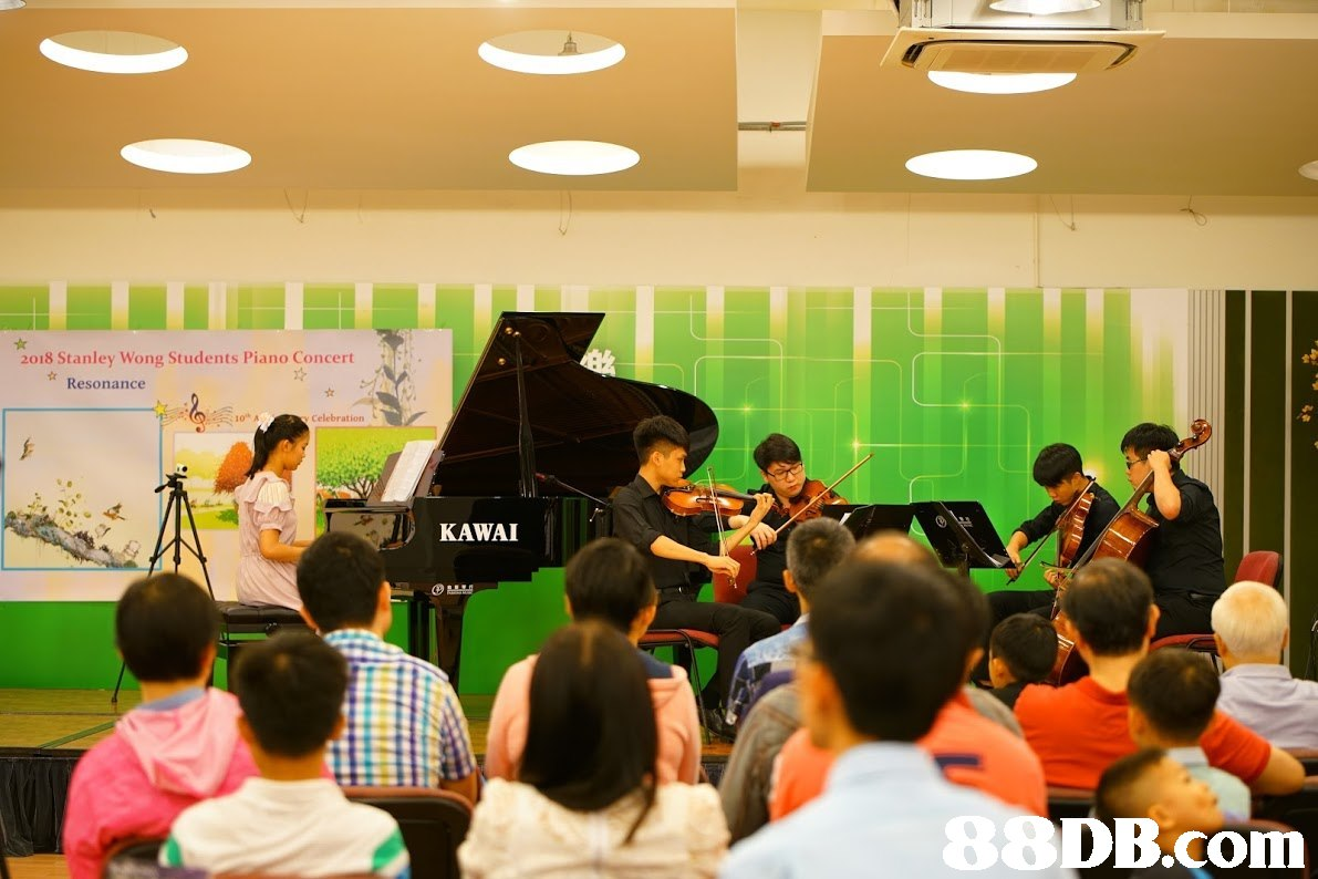 2018 Stanley Wong Students Piano Concert Resonance Celebration KAWAI 8 DB.com,music,performance,
