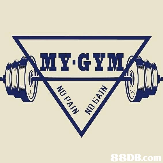 MY GYM   Logo,Font,Barbell,Graphics,Illustration