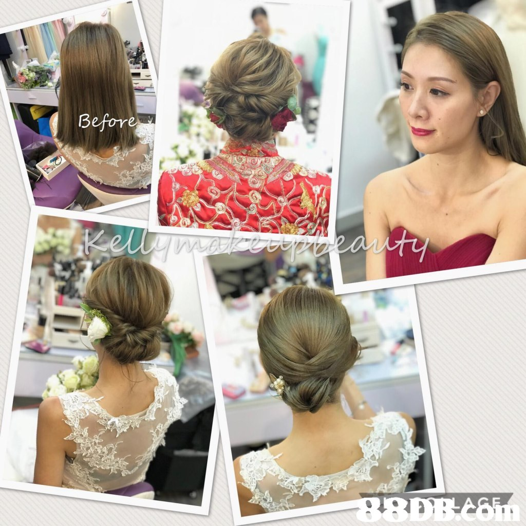 Be 8,Hair,Hairstyle,Dress,Chignon,Head