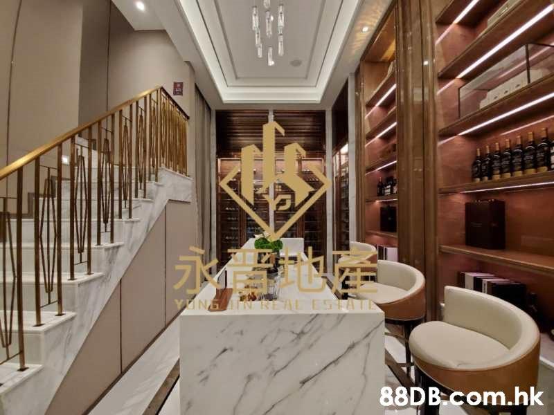 YONG AIN REAL ESTATE .hk,Interior design,Ceiling,Property,Room,Building