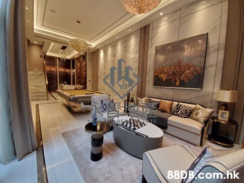 RES ATE .hk,Property,Interior design,Room,Living room,Building